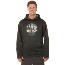 f374cf019f Burton Oak Pullover True Black Heather Taproot