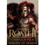 Total War: ROME 2 Wrath of Sparta