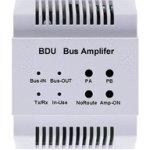 XtendLan DPA-D2-DCU Připojení 2 CCTV kamer a ovládacích relé k D2 sběrnici, DIN rail