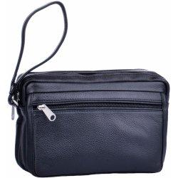 db367c20ff Estelle kožená taška na doklady 8011 černá od 990 Kč - Heureka.cz