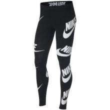 Nike W NSW LGGNG SSNL LEG A SEE 883655-010 černá