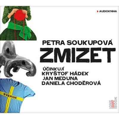 Zmizet - mp3 (Čtou Kryštof Hádek, Jan Meduna, Daniela Choděrová)