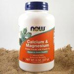 Now Magnesium Citrate hořčík citrát čistý prášek 227 g