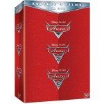 Auta 1-3 kolekce DVD