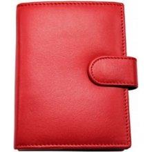 Arwel Dámská kožená peněženka 511 9769 červená