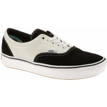 Vans ComfyCush Era Suede Canvas Black Marshmallow 2226838dd82