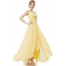 Ever Pretty plesové a společenské šaty žlutá 347e258b4ab