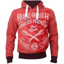 Rude   Rough Yakuza Premium červená 6f56ca4b86
