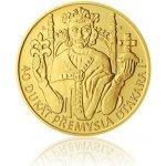 Česká mincovna Zlatý 40dukát Přemysla Otakara I. stand 139,5 g
