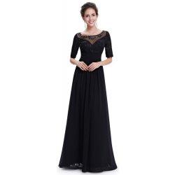 78d51c48ca4 Ever-Pretty večerní šaty se zdobeným živůtkem EP08655BK černá ...