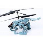 Silverlit RC Helikoptéra Heli Beast Blaster Tyrkysová