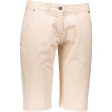 Alpine Pro Aklima žlutá/hnědá dámské kalhoty