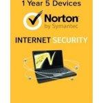 Norton Security Deluxe 5 lic. 1 rok (21358352)