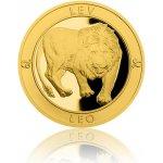 Česká mincovna Zlatý dukát Znamení zvěrokruhu s věnováním Lev 3,49 g