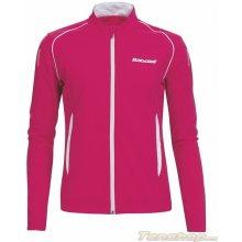 Babolat Match Core Women Jacket cherry