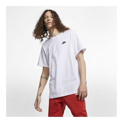 Nike tričko Sportswear Club AR4997101 bílá