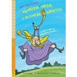 ABUELITA ANITA Y LA CINTA AMARILLA + CD