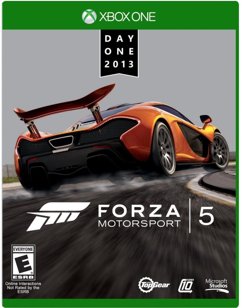 microsoft forza motorsport 5