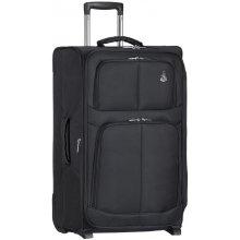 Aerolite cestovní kufr T-9613/3-M černá