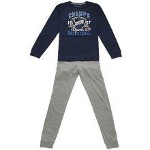 Dětské chlapecké pyžamo Wolf S2756B tmavě modré