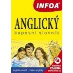 Anglicko-český a česko anglický kapesní slovník Infoa