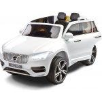 Toyz Elektrické autíčko VOLVO XC90 2 motory white