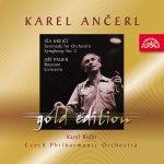 Česká filharmonie/Ančerl Karel - Ančerl Gold Edition 37 Krejčí : Serenáda, Symfonie č. 2 / Pauer : Koncert pro fagot CD