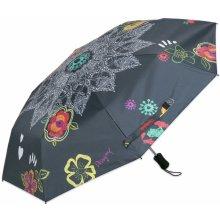 Desigual černý deštník Wow