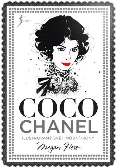 Coco Chanel Ilustr Svet Modni Ikony Od 316 Kc Heureka Cz