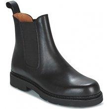 Aigle Kotníkové boty QUERCY Černá