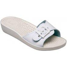 Santé SI/03C1 Pantofle bílé