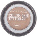 Maybelline Color Tattoo 24h oční stíny 35 On & On Bronze 4 g