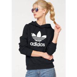 Adidas Originals Trefoil Logo Hoodie černá alternativy - Heureka.cz 7cc353440a
