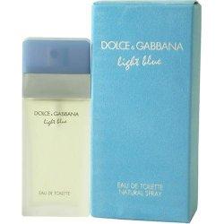 Dolce & Gabbana Light Blue toaletní voda dámská 100 ml