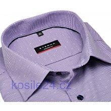 Eterna Modern Fit fialová košile s vetkaným vzorem d0f9d551c6