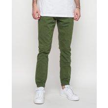 Kalhoty makia Nautical green