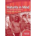 Maturita in Mind 1 pracovní sešit pro 1. ročník - Puchta H., Stranks J.