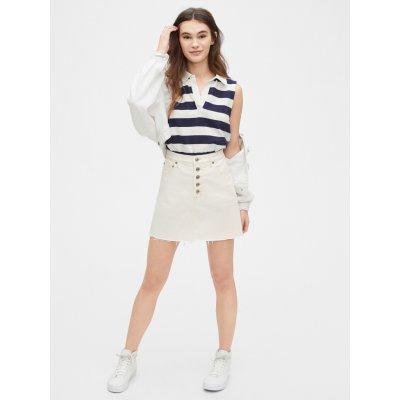 GAP sukně bílá