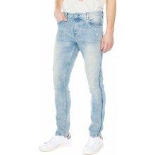 Skim Plus Jeans Scotch & Soda Modrá