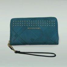 Benetton Peněženka dámská modrá