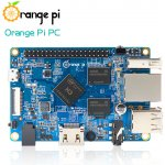 Orange Pi PC H3 Quad-core 1.6GHz 1GB RAM