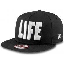 6fe1328d39a New Era 950 Word Snap Life BLKWHI