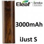 iSmoka-Eleaf iJust S baterie 3000mAh Wood Grain