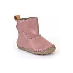d032e1dc09 Froddo kožené zimní boty G2160040-7K Pink od 1 339 Kč - Heureka.cz