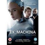 Ex Machina DVD Import