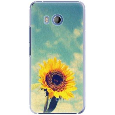 Pouzdro iSaprio Sunflower 01 - HTC U11