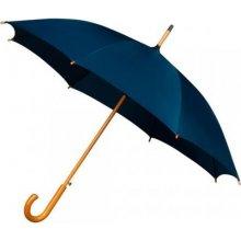 Dámský holový deštník AUTOMATIC tm.modrý