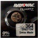 Baterie Rayovac SR621W 1 ks