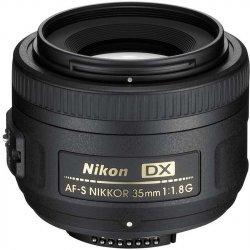 Nikon 35mm f/1,8G AF-S DX