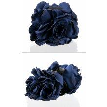 Fashion Icon Skřipec do vlasů kytka textilní růže VS0023-05 dec4984818